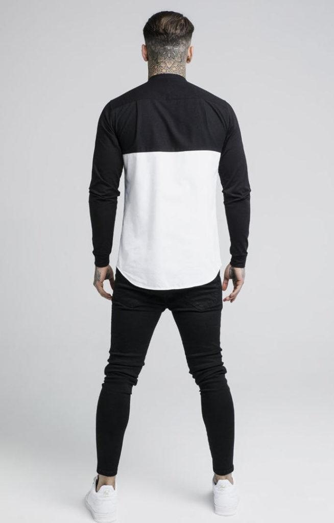 siksilk-cut-and-sew-l-s-grandad-collar-shirt-black-white-p2736-24523_image
